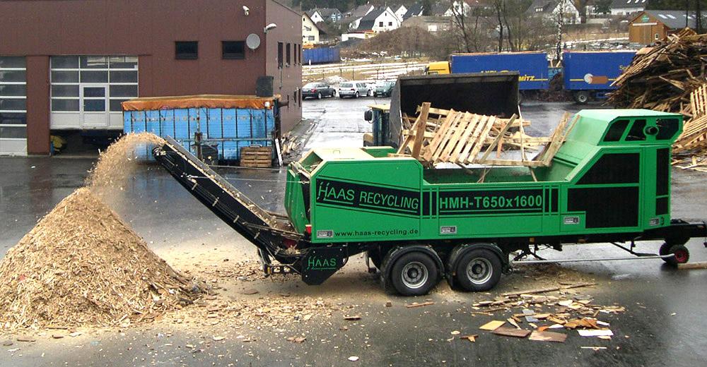 Recyclage bois sera recyclage de bois et csr - Recyclage des cagettes en bois ...